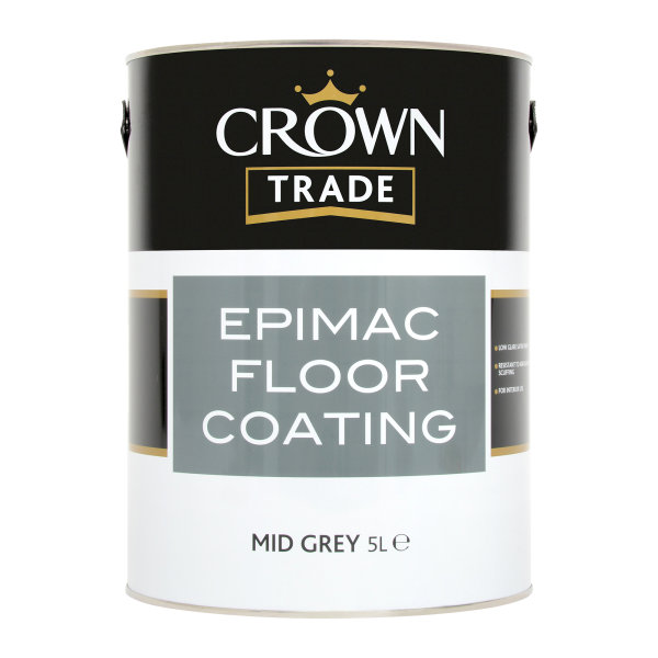 Epimac Floor Coating Mid Grey