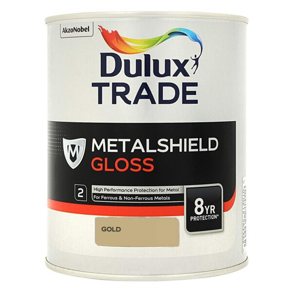 Metalshield Gloss Gold (Ready Mixed)