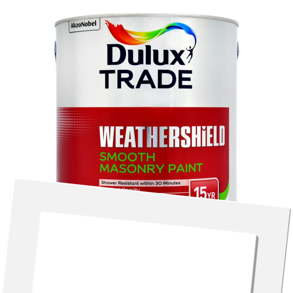 Weathershield Smooth (Tinted)