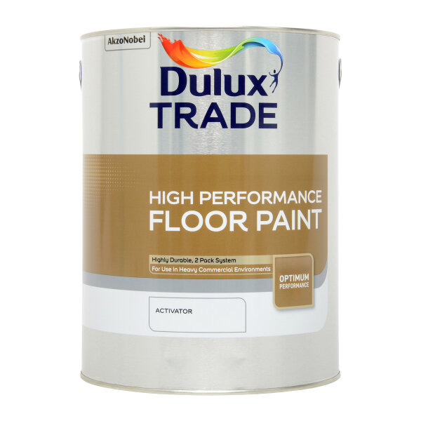 High Performance Floor Paint Activator