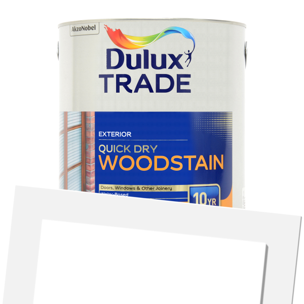 Quick Dry Woodstain (Tinted)