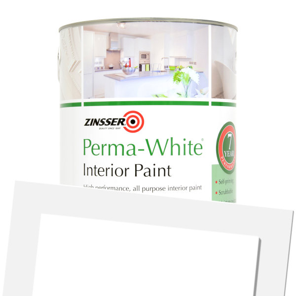 Perma-White Interior Matt (Tinted)