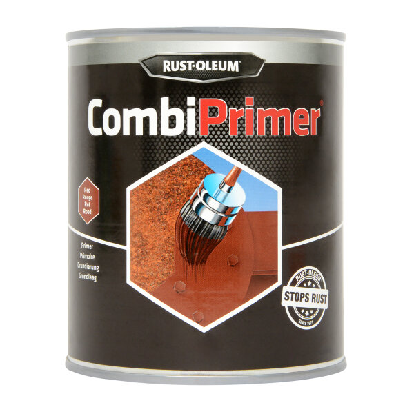Rust-Oleum Industrial 3369 Combiprimer Anti-Corrosion Red 750ML