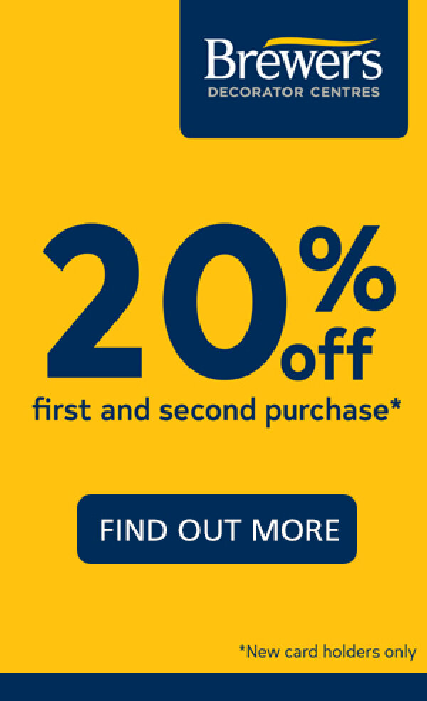 Brewers Account 20% off
